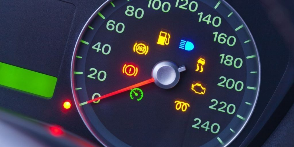 Dashboard Lights: What do they mean?
