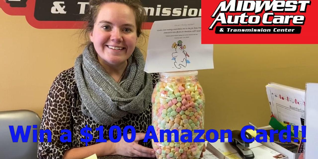 Midwest Auto Care & Transmission Center Marsh Mellow Contest 3