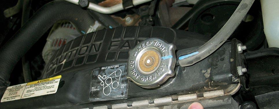 Radiator Repair Merrillville IN