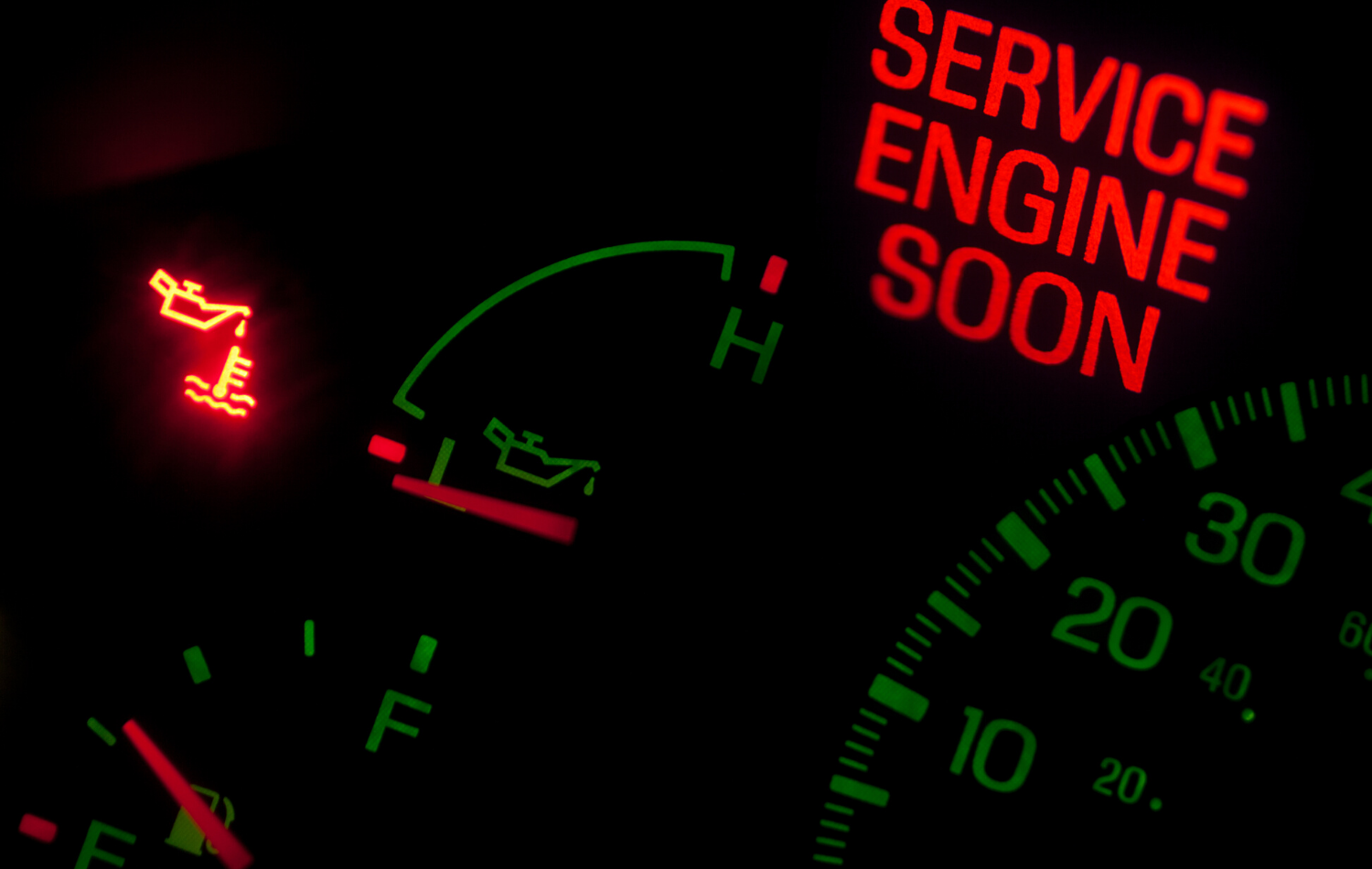 vehicle electrical problems