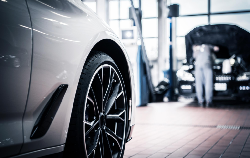 Factory-Scheduled Maintenance Prolongs Your Vehicle's Life