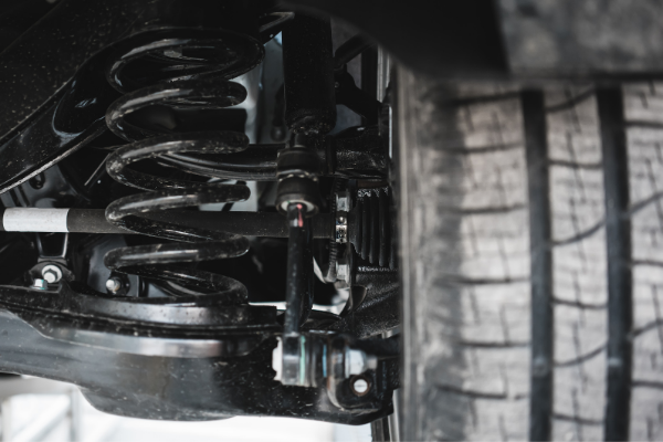 6 Signs You've Got Suspension Problems Under Your Vehicle