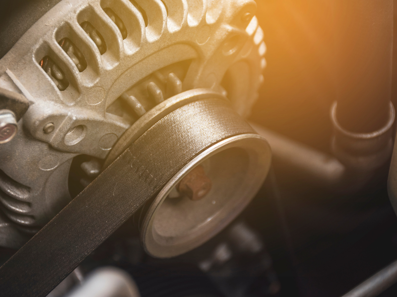 Severe Engine Damage Is What Happens When the Timing Belt Breaks